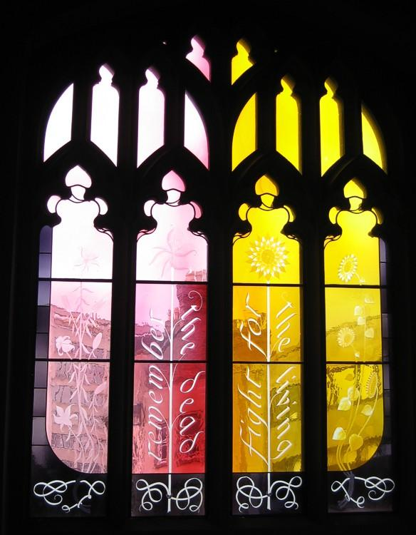 Workers' Memorial Window