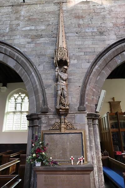 St George War Memorial